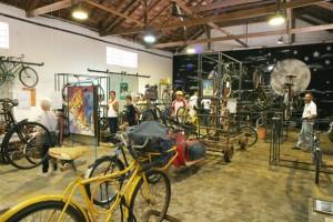 Museu da Bicicleta é o único existente em toda a América Latina