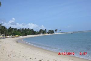Praia de Coroa Vermelha