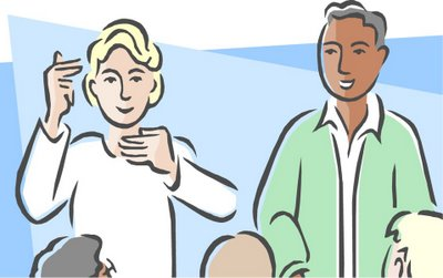 Católica de SC oferece em Joinville (SC) aulas de linguagem de sinais (Libras)