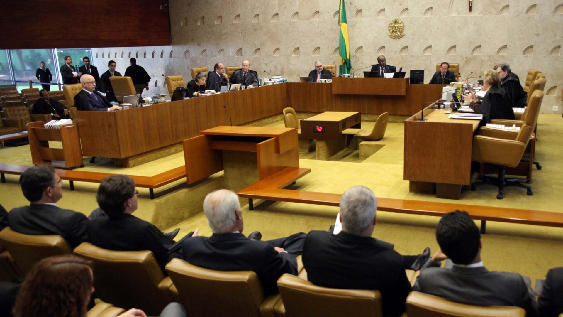 STF divulga acórdão do julgamento do mensalão