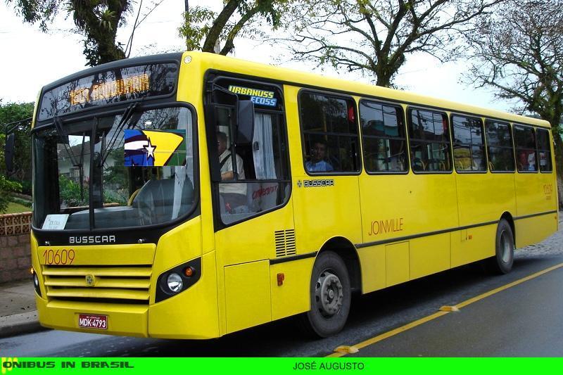 Transporte Coletivo: nova tarifa entra em vigor na segunda-feira (1/7) em Joinville (SC)