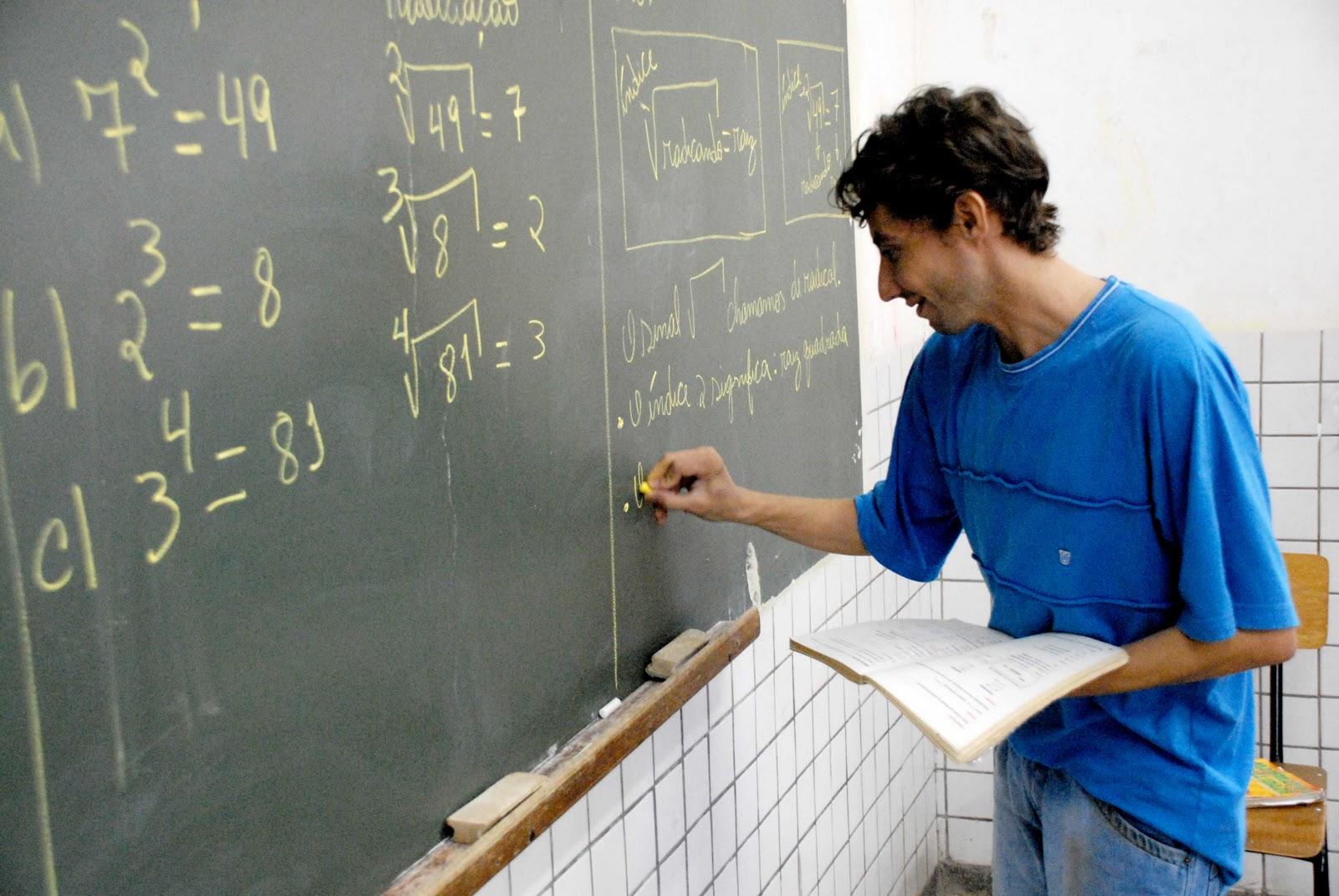 Vagas para professores no IFSC