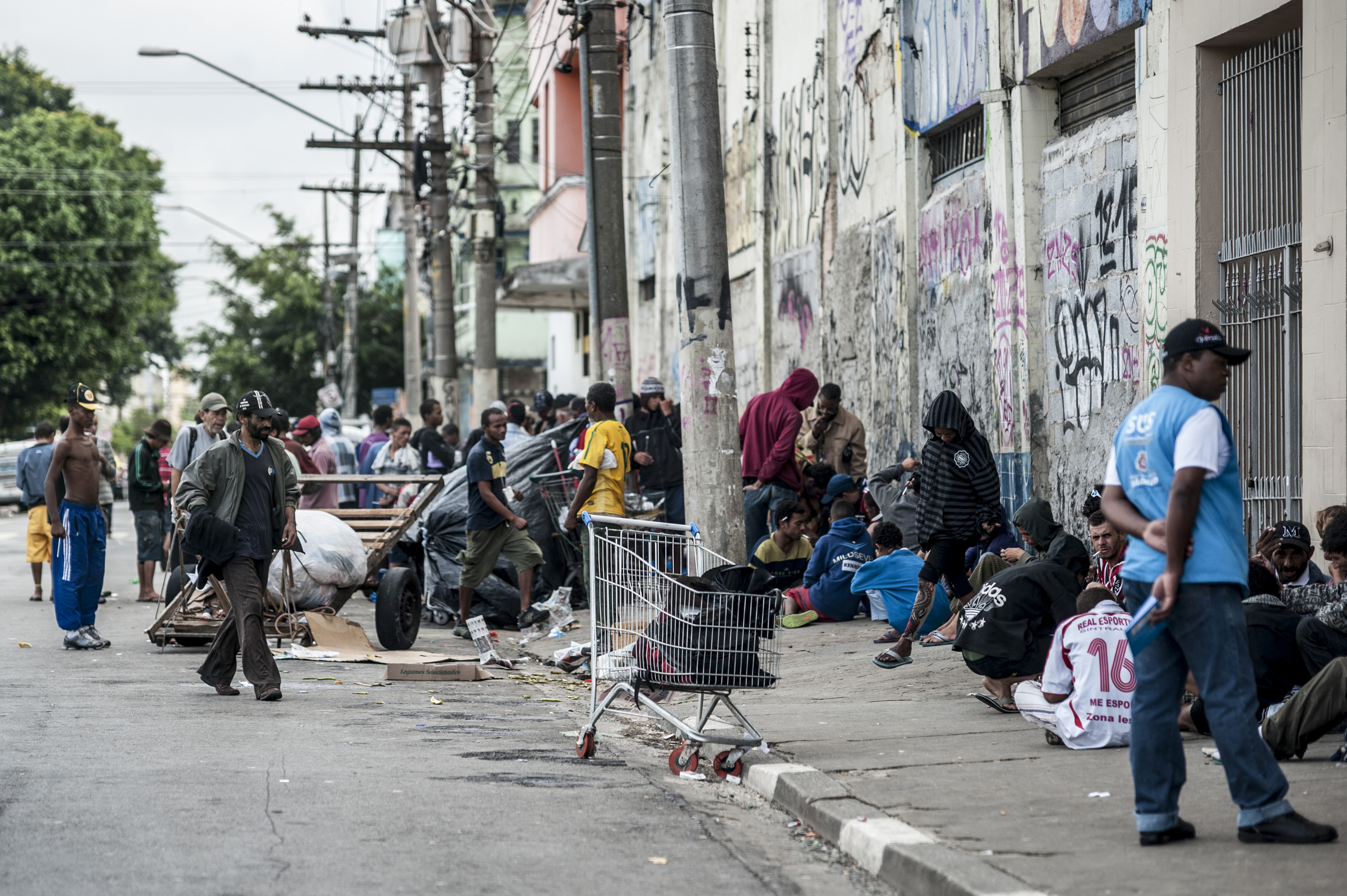A tragédia chamada Crack: Número de usuários chega a 370 mil nas capitais brasileiras