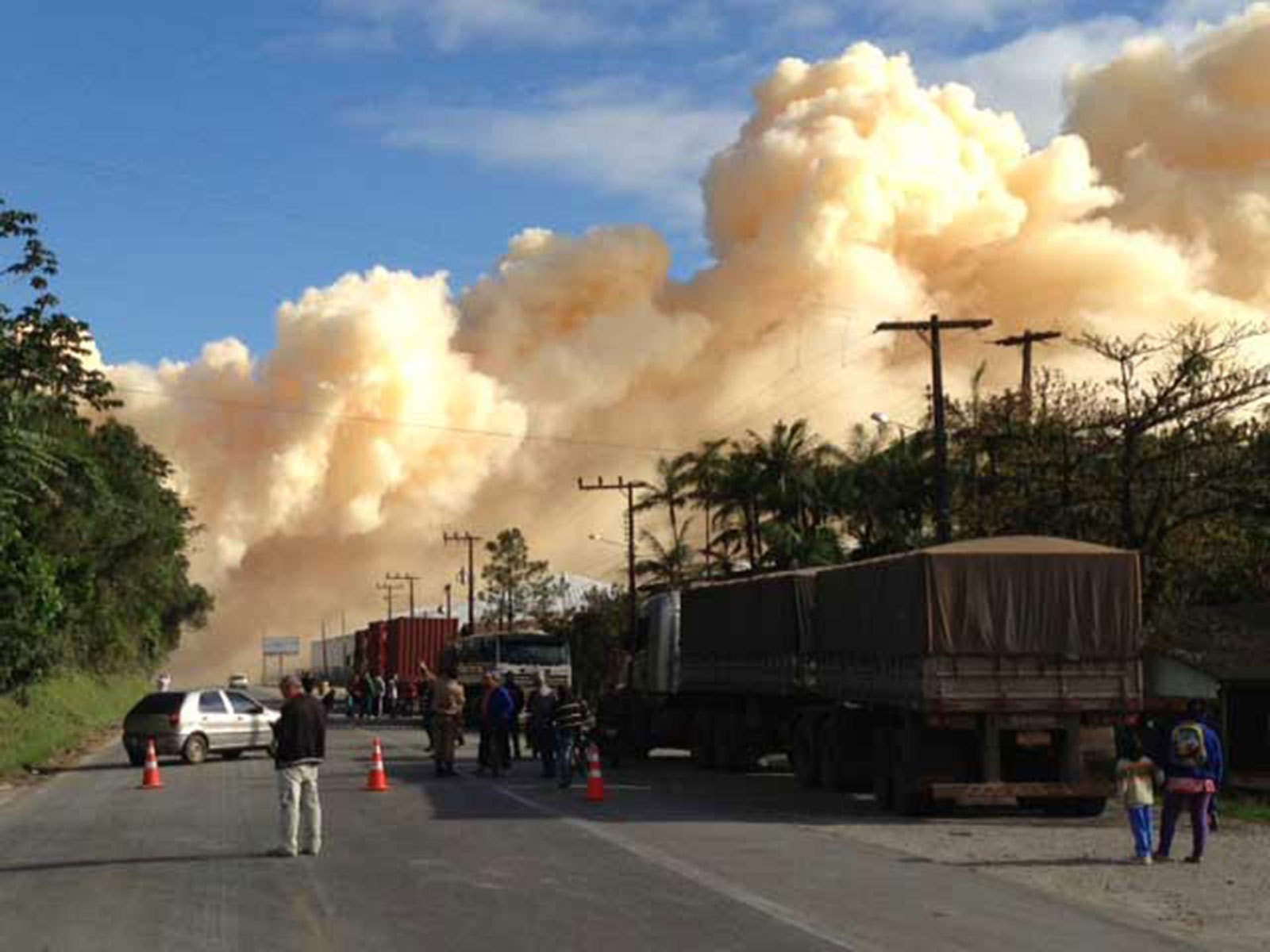 Acidente ambiental em São Francisco do Sul (1): Falta de ações compartilhadas, metropolitanas