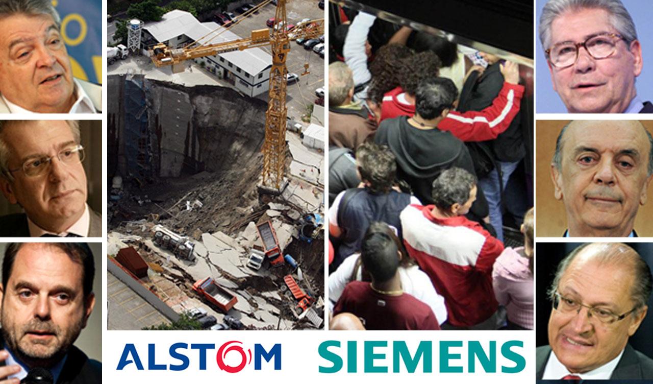 Escândalo Siemens em SP: Lobista tucano é suspeito