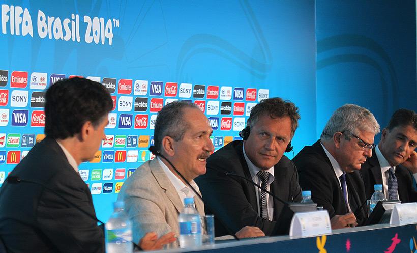 MPF pede ao STF que Fifa pague impostos na Copa