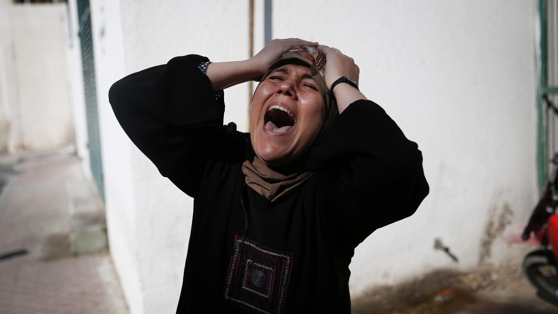 Ataque mata oito crianças em Gaza e Israel nega autoria