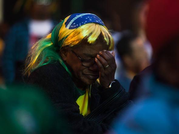 Brasil pode sofrer novo 7X1 na economia, diz Financial Times
