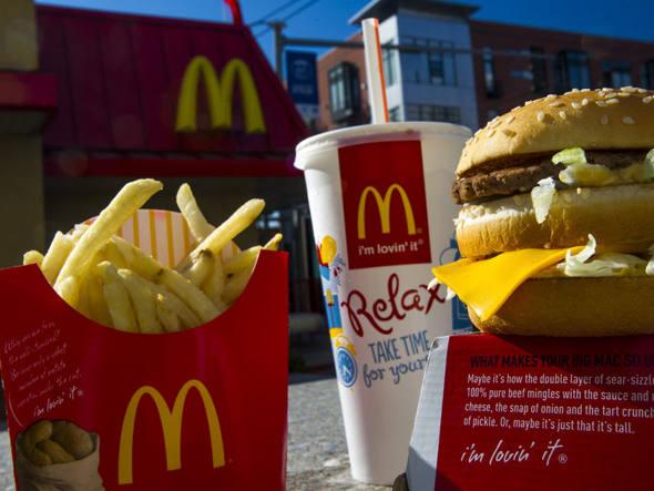 McDonald's tem pior sanduíche dos Estados Unidos, diz estudo