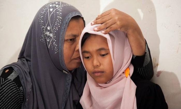 Menina arrastada por tsunami é encontrada 10 anos depois