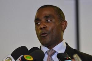 """O secretário-geral da PM explica que racismo é uma """"situação atípica"""" na corporaçãoElza Fiuza /Agência Brasil"""