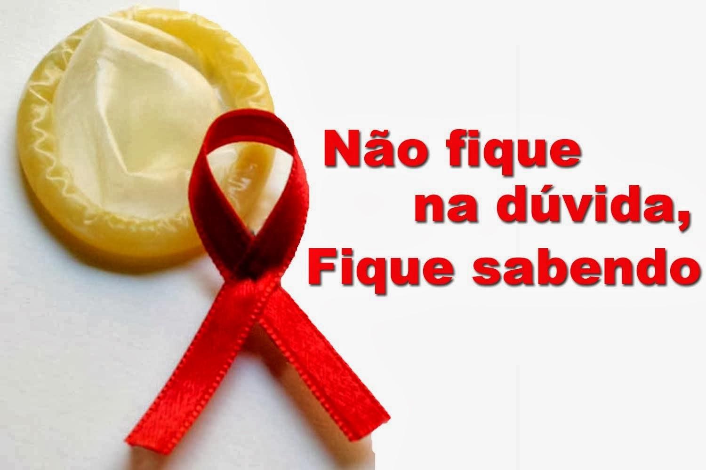 Aids: Mobilização contra o vírus alerta para uso de preservativo e teste rápido de HIV