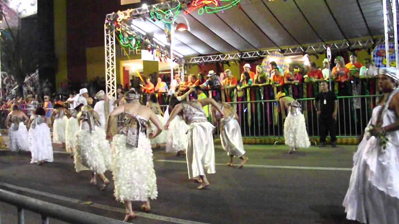 Carnaval joinvilense começa nesta sexta-feira (13/2) com desfile de blocos