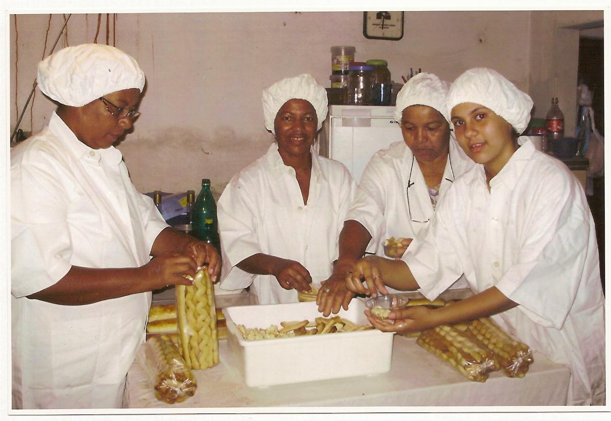 Grupo de mulheres do Bolsa Família incentiva valorização do gênero