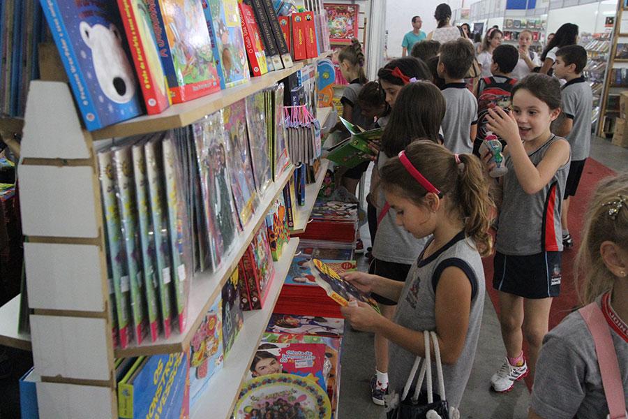 Feira do Livro de Joinville (SC) é contemplada em edital nacional