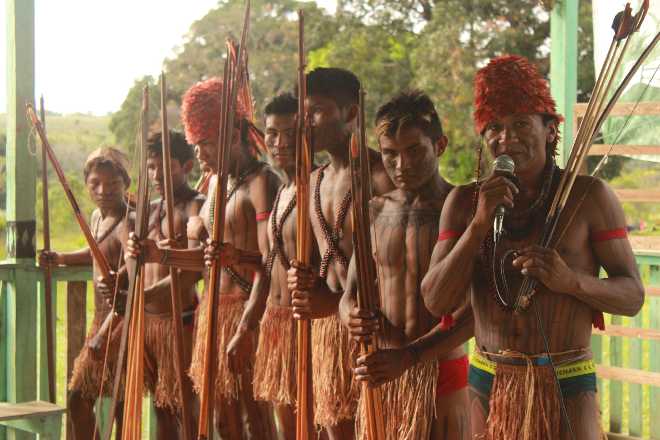 Índios: Governo demarca 232,5 mil hectares de terras indígenas