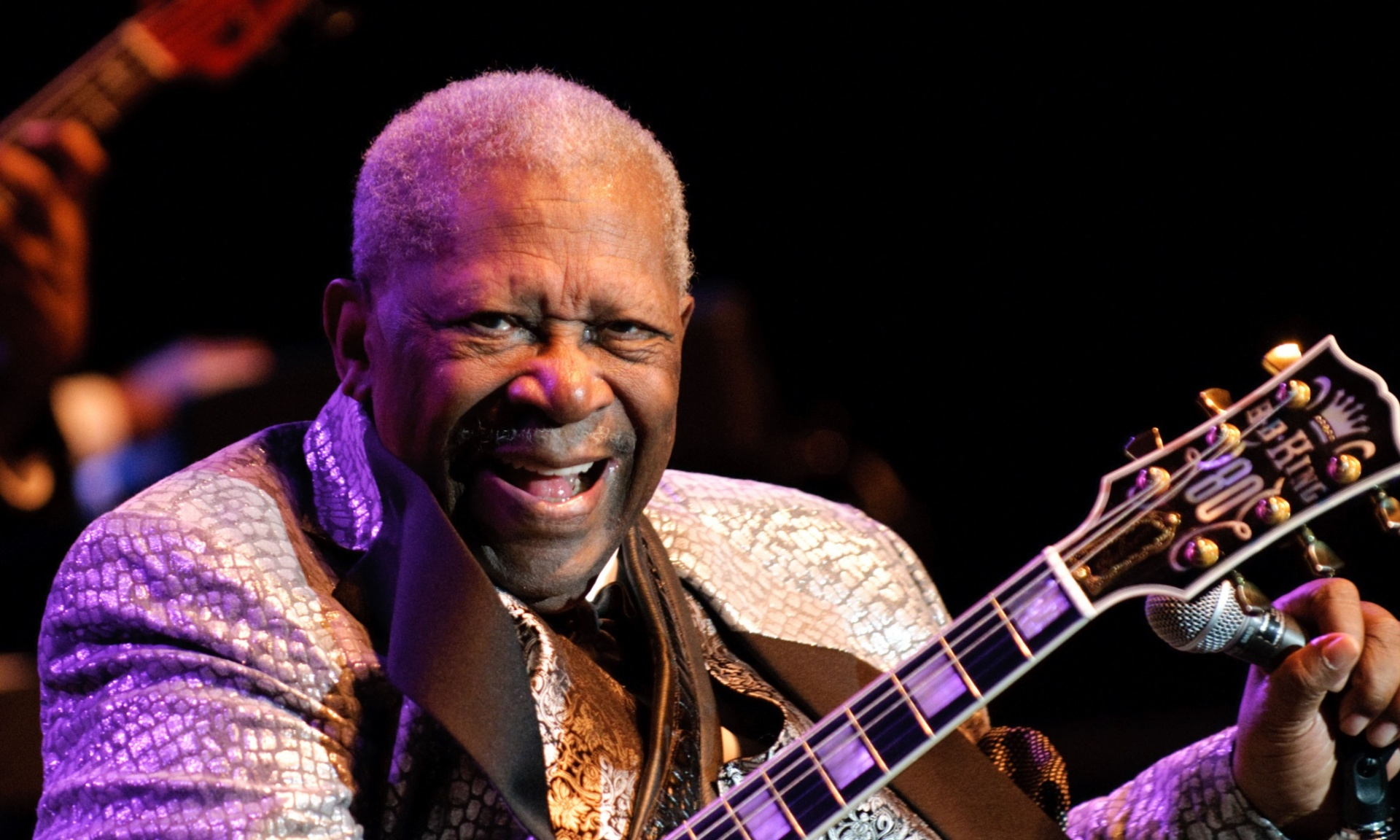 Rei do Blues, B.B. King morre aos 89 anos