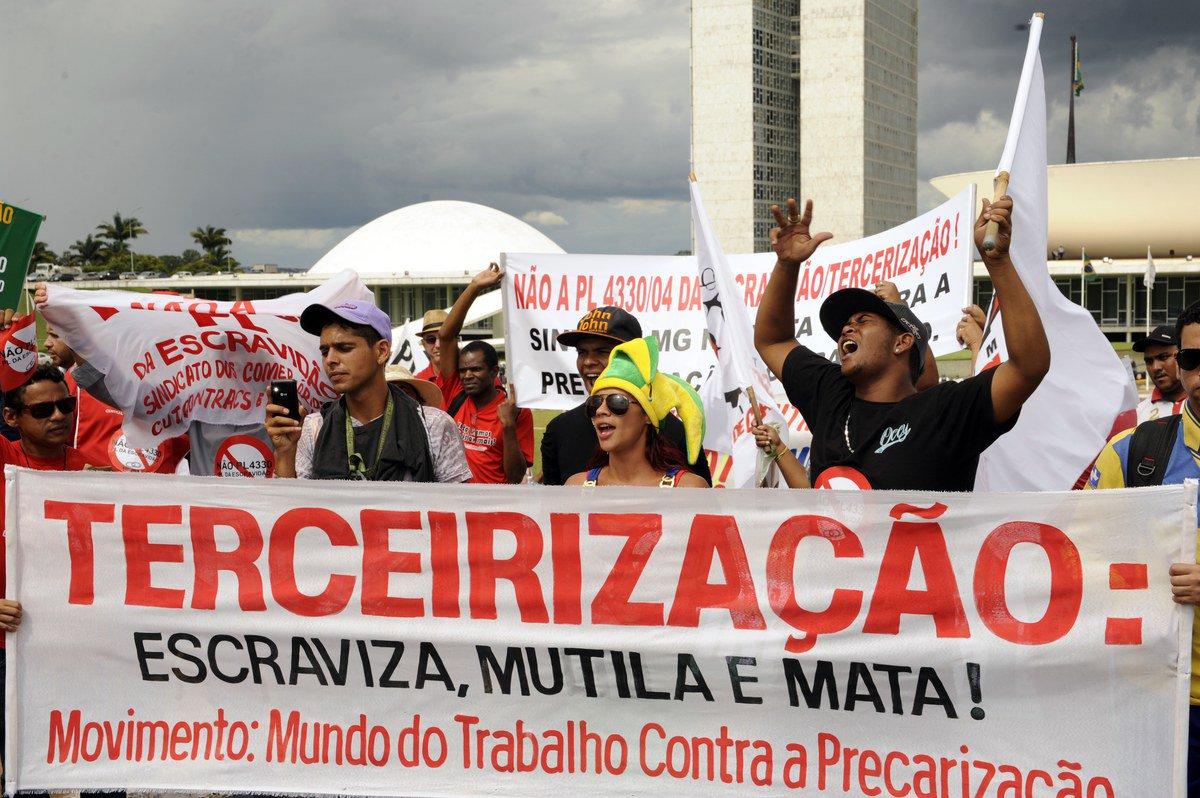 Presidente do TST alerta: Terceirização aumentará processos na Justiça