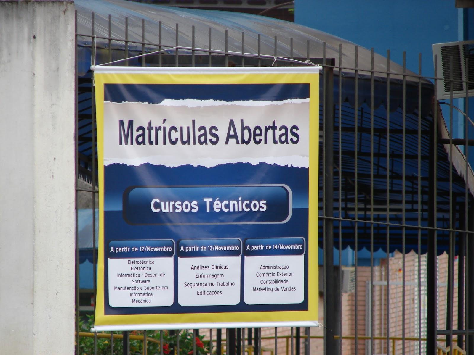 Cursos Técnicos: Cedup em Joinville (SC) tem quase 950 vagas abertas