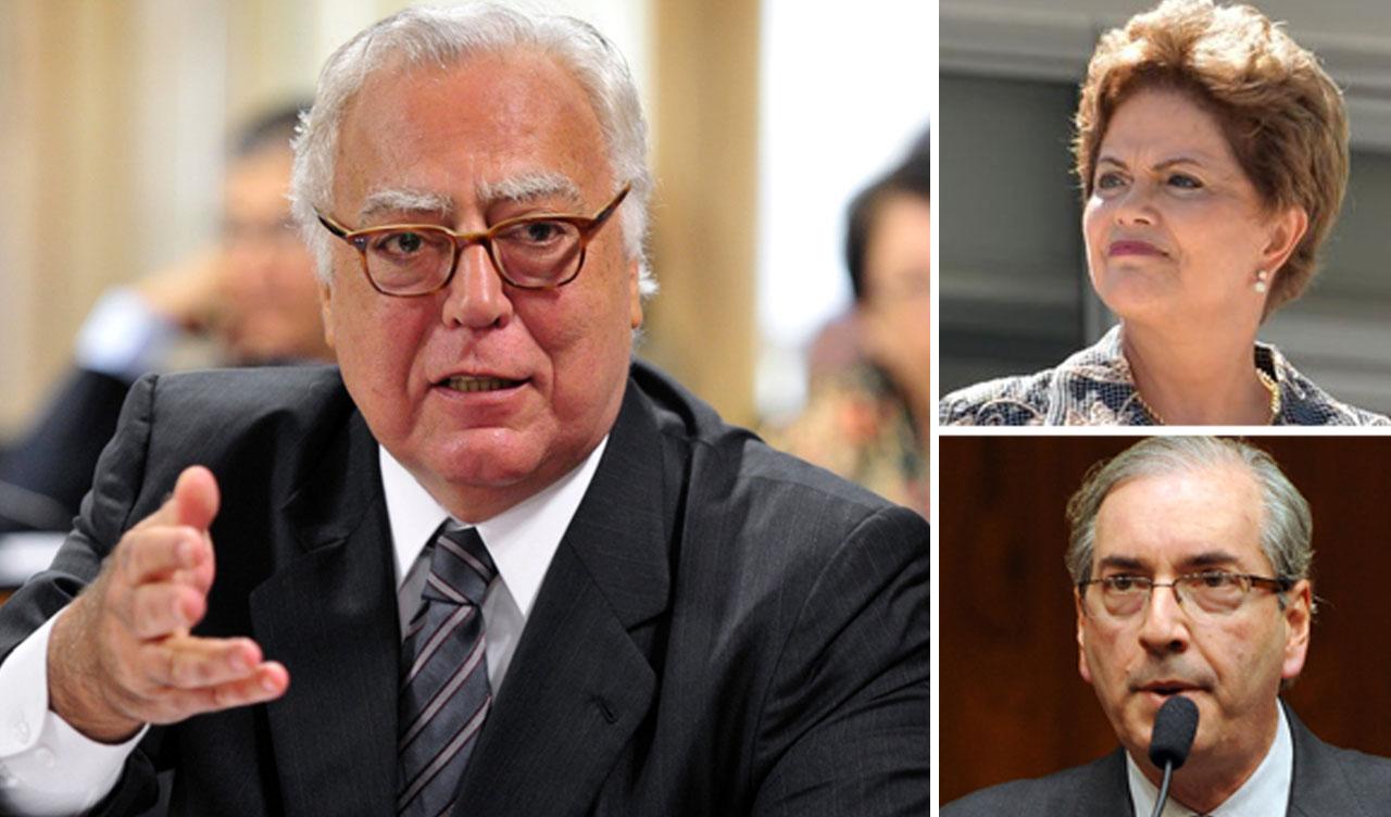 Deputado Miro Teixeira, decano da Câmara, defende renúncia de Eduardo Cunha