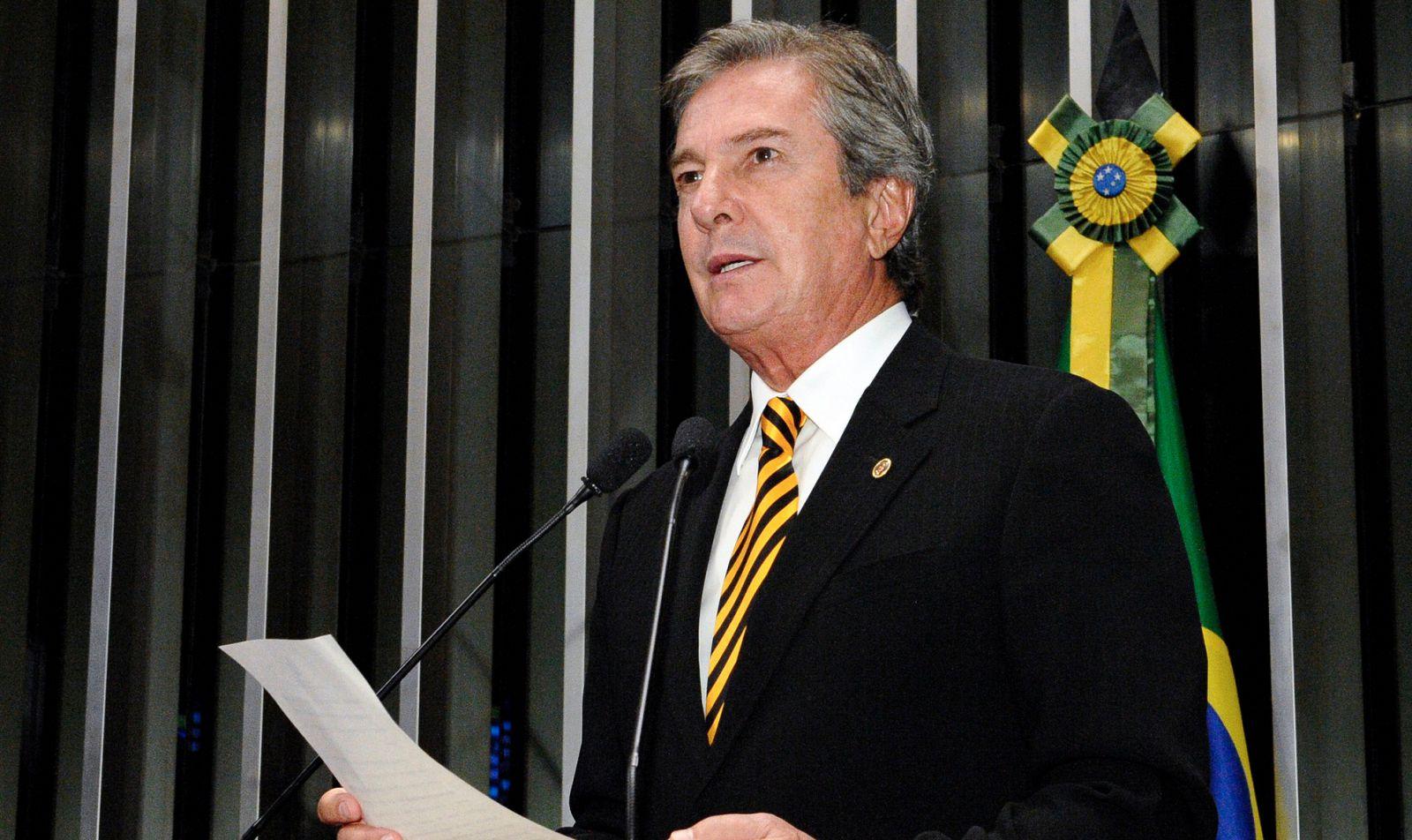 Collor quer agenda suprapartidária contra o que chama de hegemonia do Ministério Público Federal