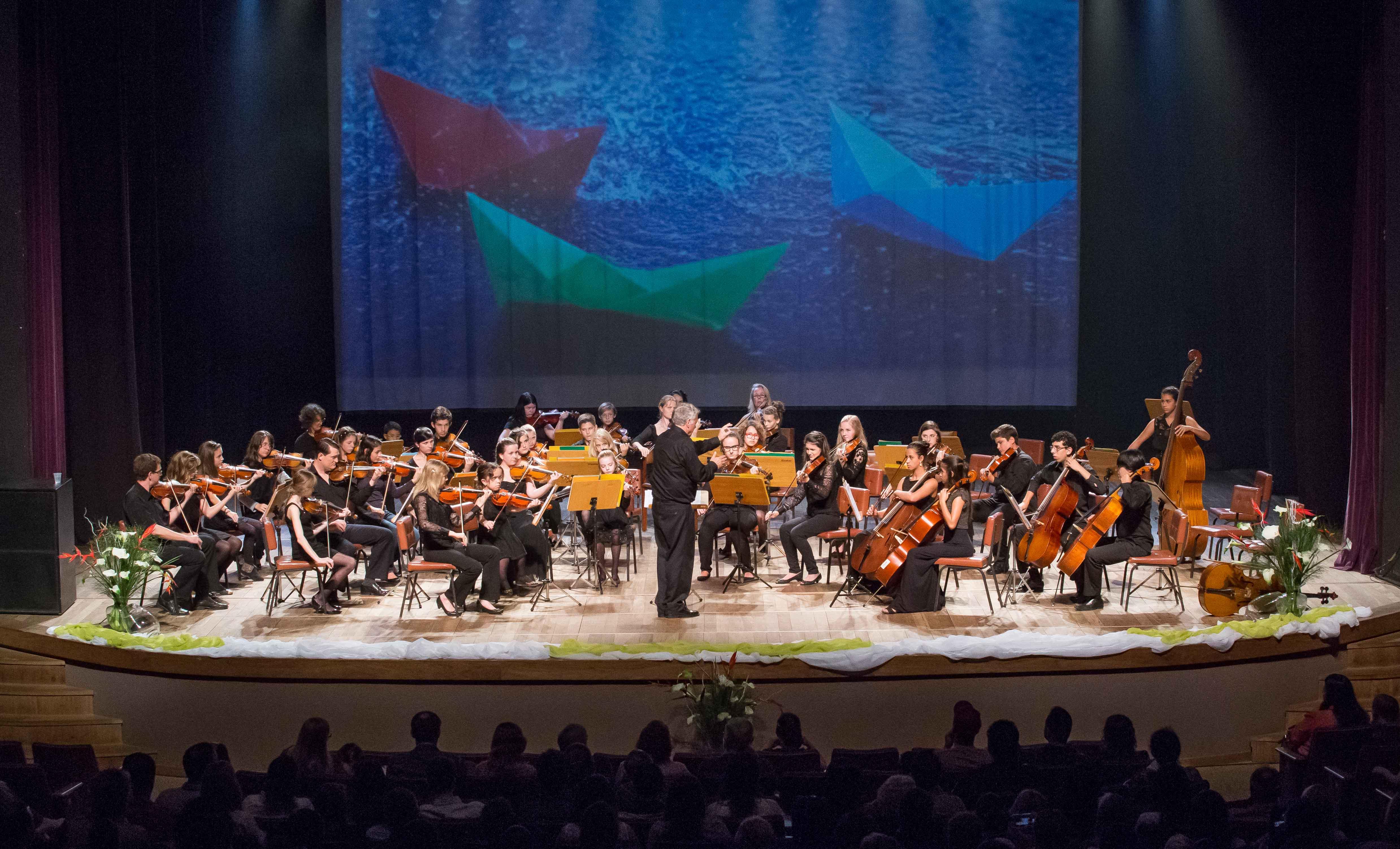 Concerto de Inverno é atração de domingo (19) na Scar em Jaraguá do Sul (SC)