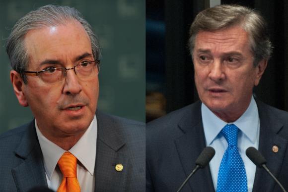 Janot denuncia Cunha e Collor e pede que deputado devolva US$ 80 milhões