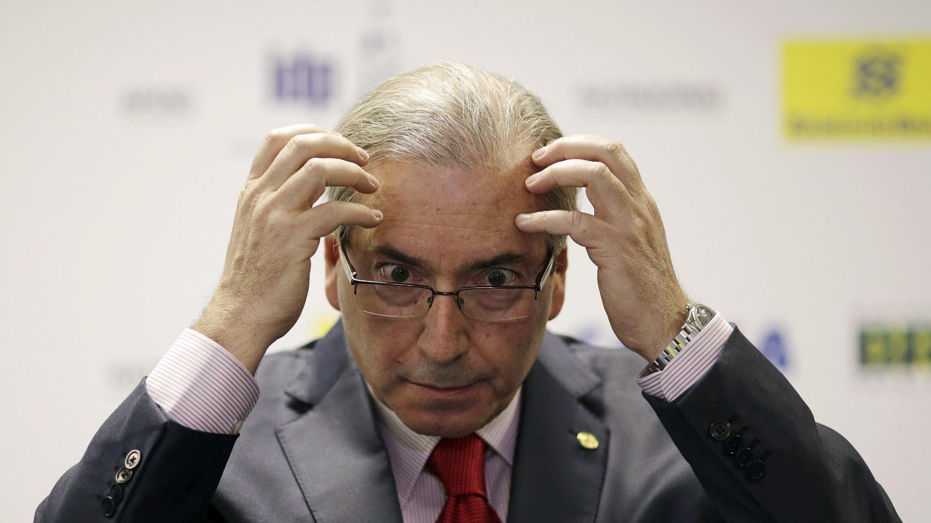 Janot vai denunciar Eduardo Cunha (PMDB/RJ) ao STF