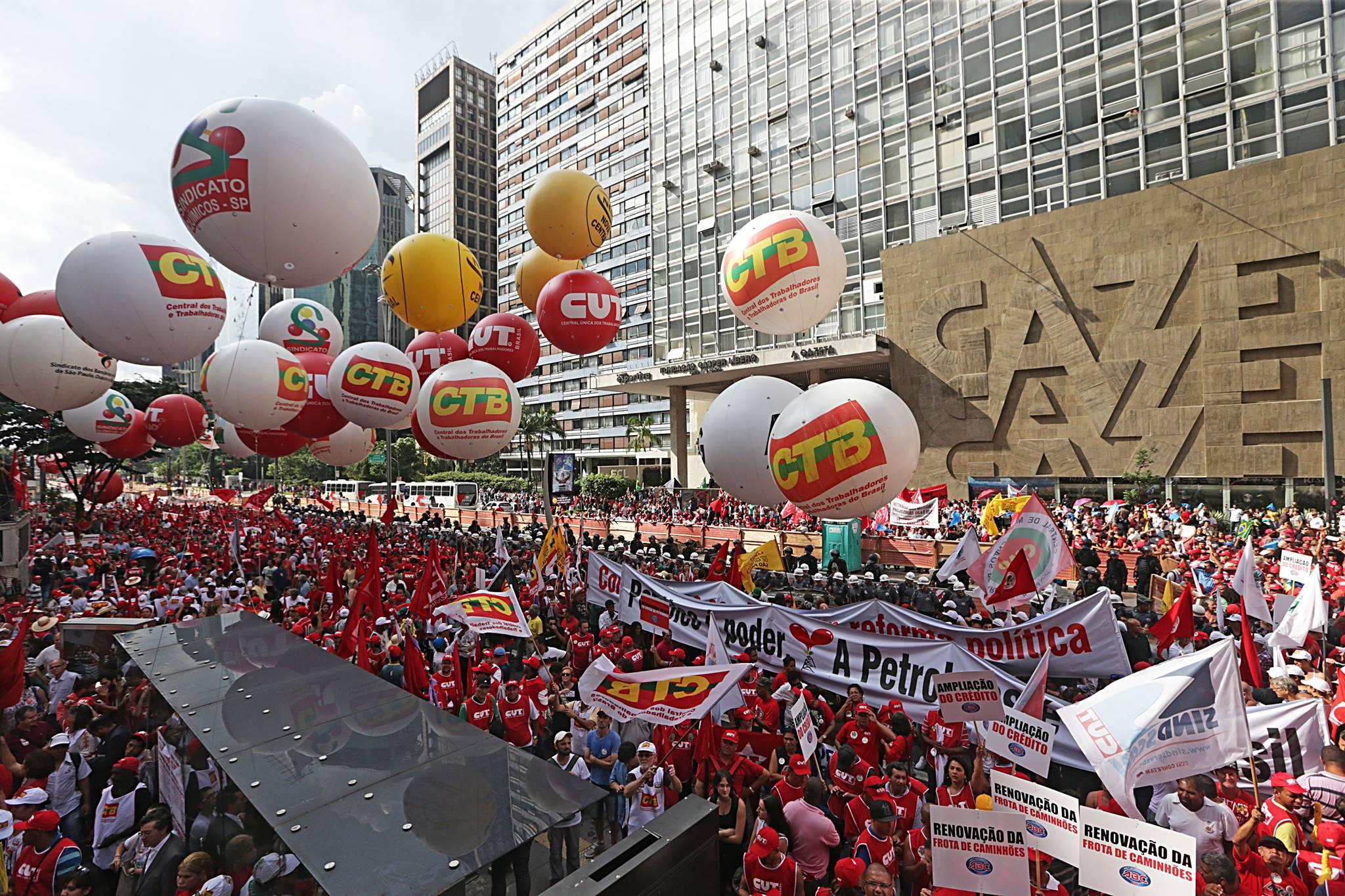 Movimentos Populares prepara um ato a favor da liberdade, da democracia e dos direitos