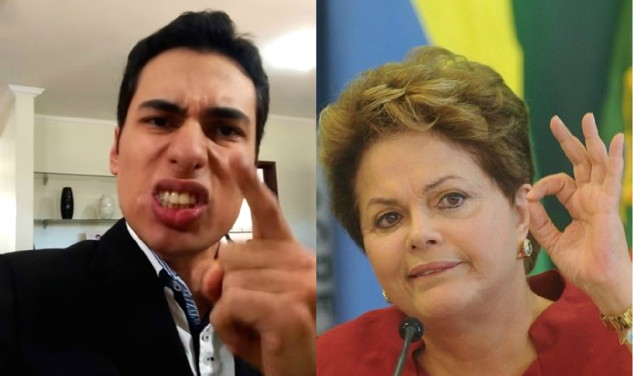 Ameaça à Dilma: Ministério da Justiça determina que a PF apure o caso