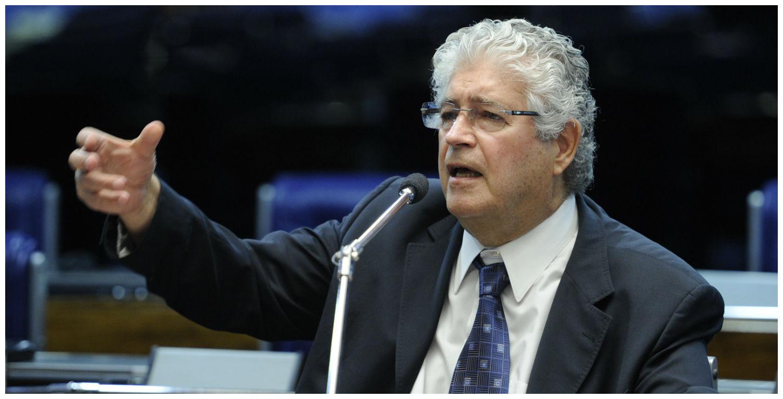 Perde apoio à esquerda pode ser fatal para Dilma, avalia o senador Roberto Requião