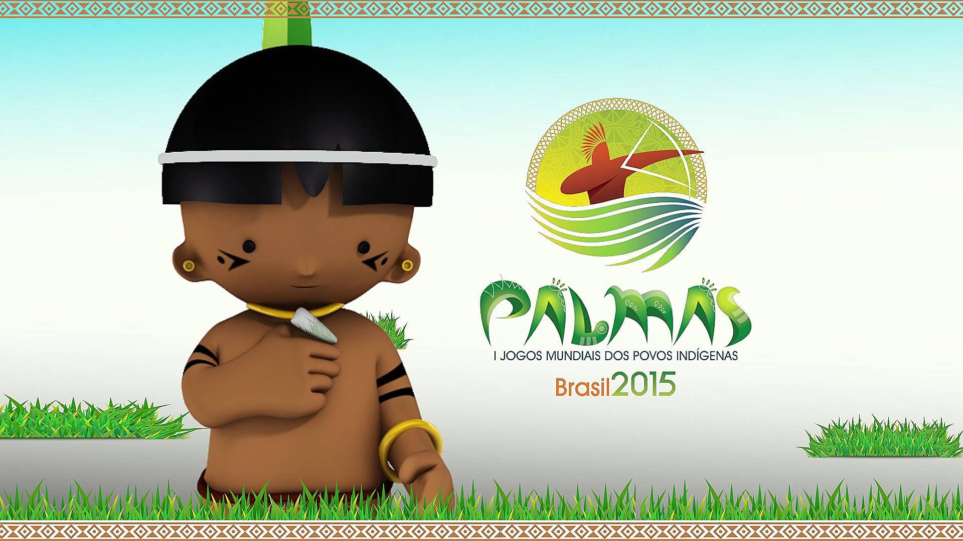 Jogos Mundiais Indígenas: Fogo Sagrado é aceso em Palmas (TO) dando início ao evento