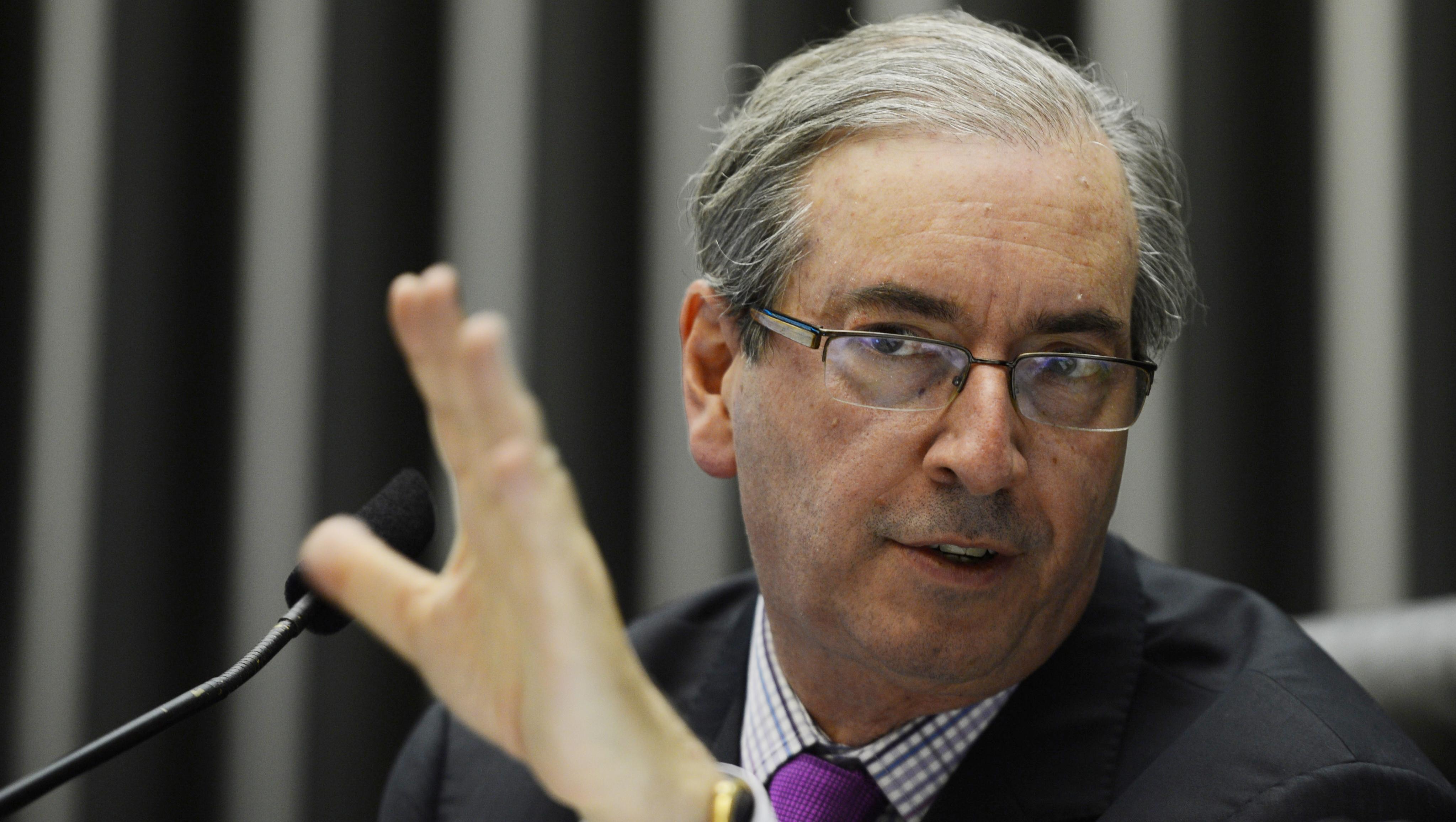 Cunha tenta manobra para impedir votação de relatório no Conselho de Ética