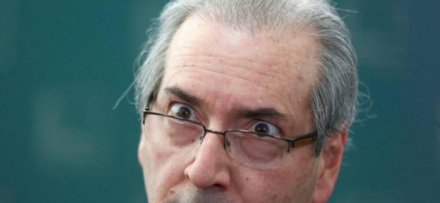 Conselho de Ética abre hoje (3/11) processo contra o deputado Eduardo Cunha (PMDB/RJ)