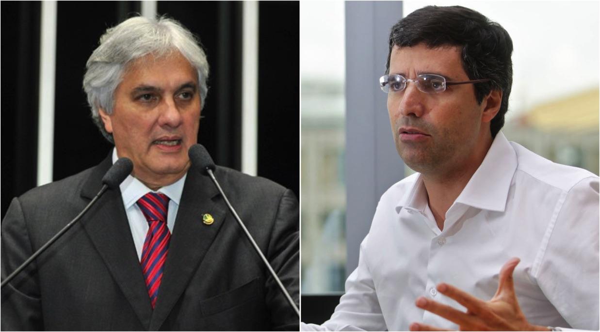 Senador Delcídio do Amaral (PT/MS) é detido pela PF