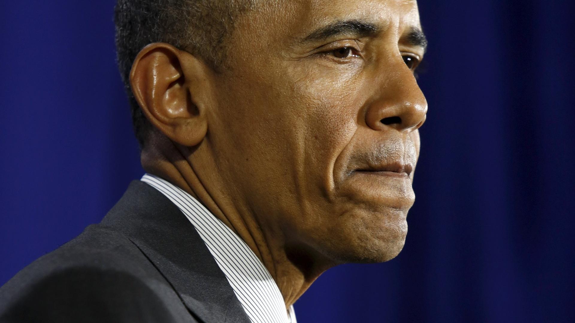 """Obama classifica violência nos EUA como uma """"epidemia"""""""
