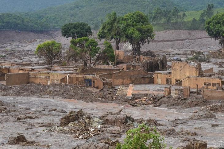 Lama de Mariana (MG) – Vale irá recorrer de ação sobre bloqueio de bens