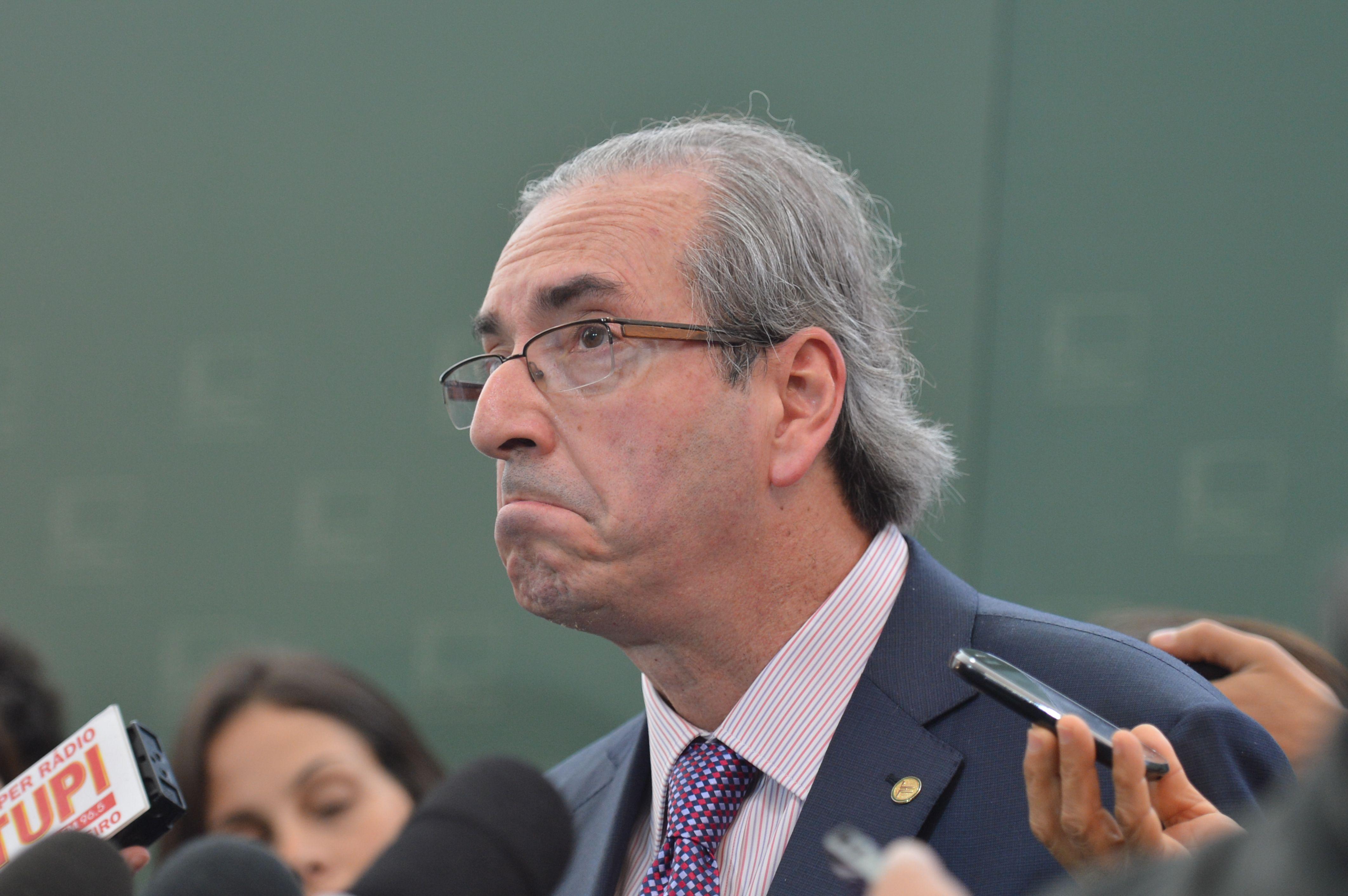 Situação de Eduardo Cunha (PMDB) se agrava com novas denúncias no STF