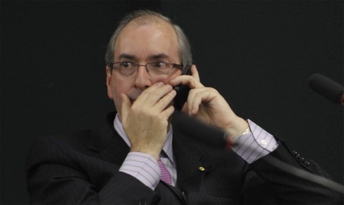 Eduardo Cunha articula no recesso para escapar da cassação