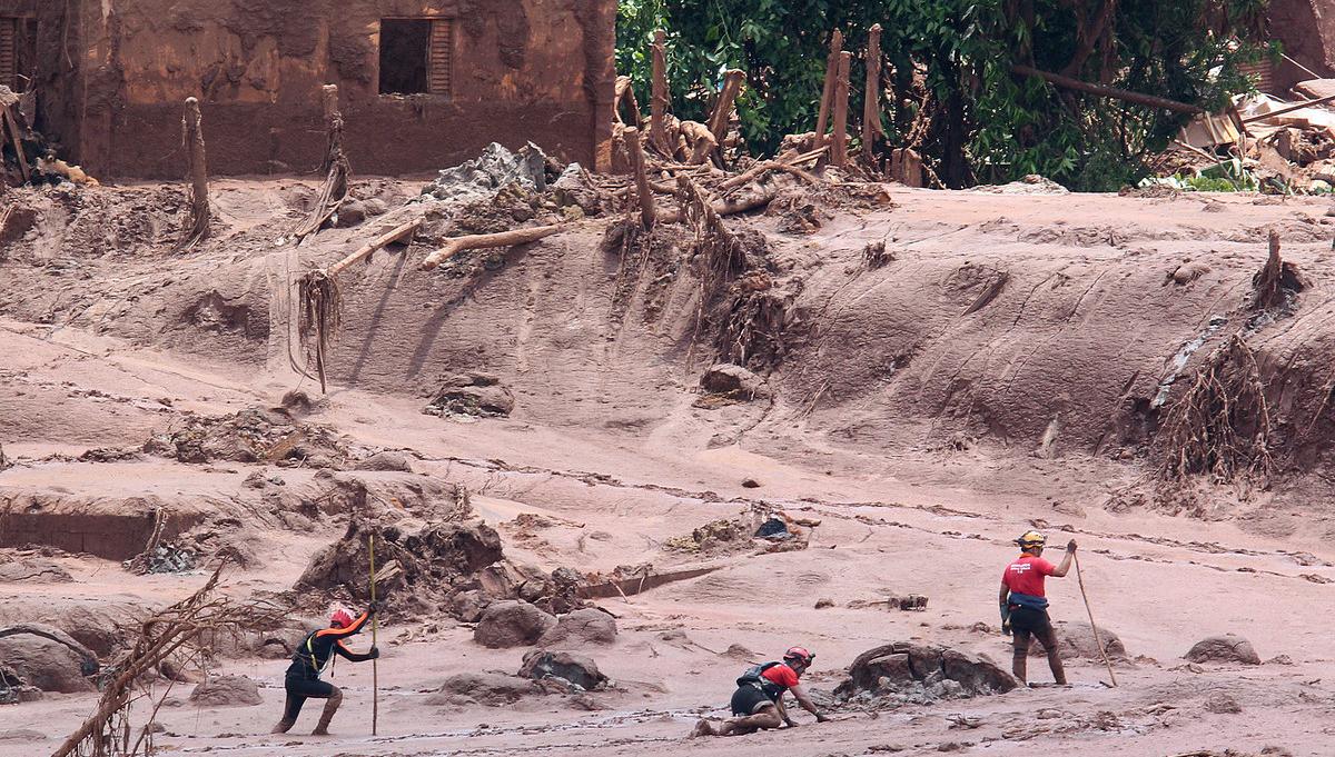 Desastre de Mariana (MG): Samarco, Vale e BHP Billiton pedem adiamento de depósito para fundo de recuperação
