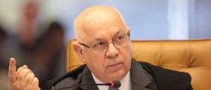 Ministro relator do processo Teori Zavascki