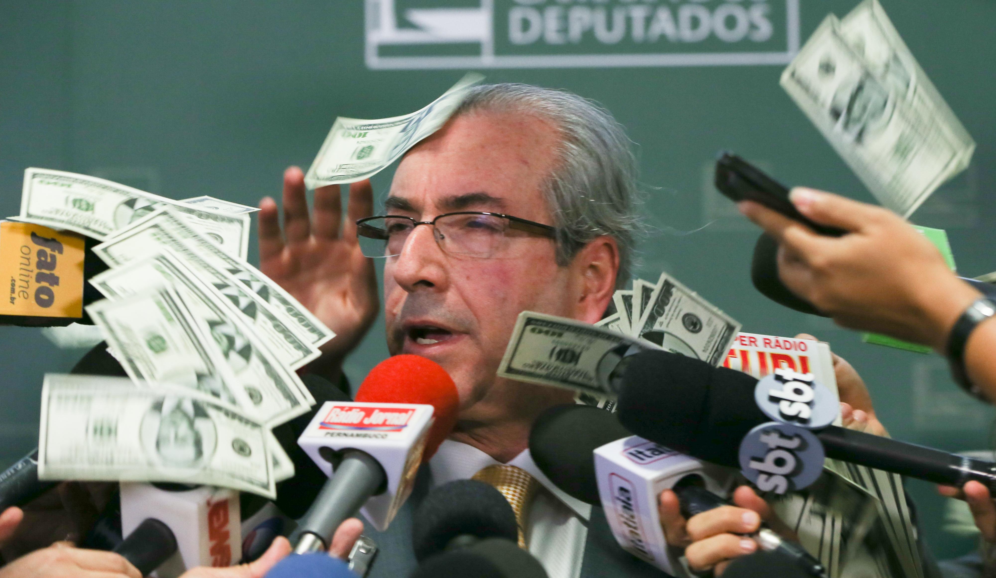 Ação penal contra Eduardo Cunha (PMDB) é aceita pela maioria dos ministros do STF