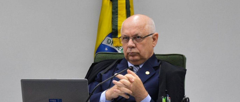 Ministro Teori Zavascki é alvo de atos intimidatórios