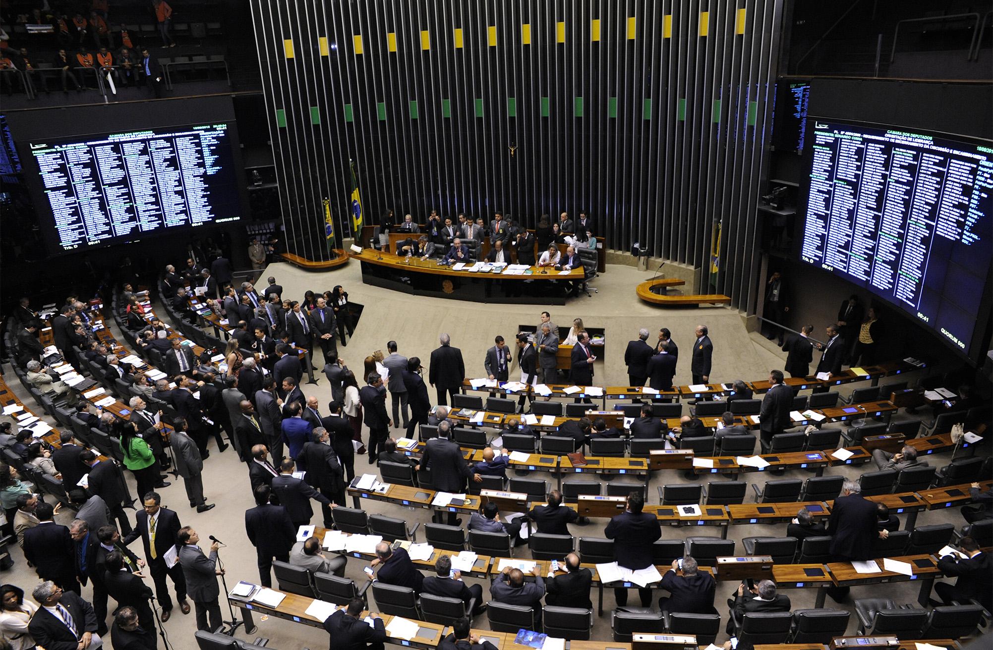 Impeachment – Câmara dos Deputados começa a discutir o processo