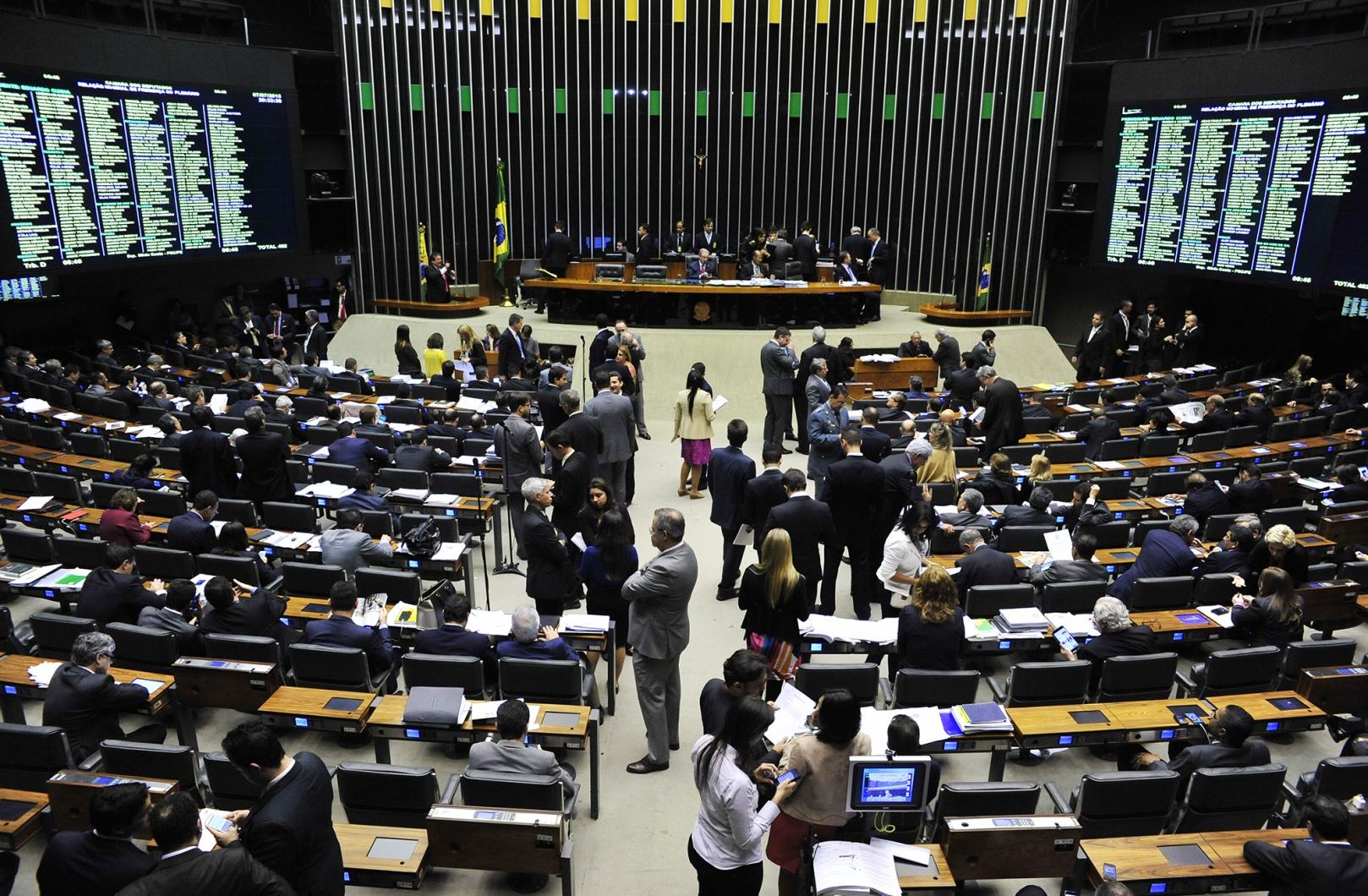 Câmara terá semana movimentada com o processo de impeachment