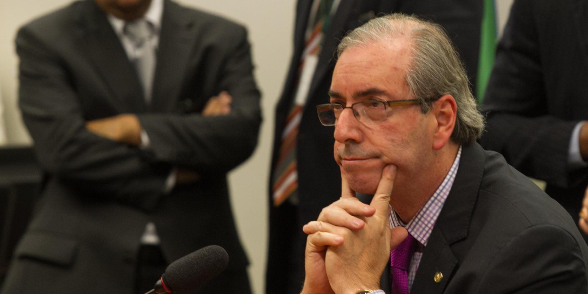 Tchau Cunha! Ministro do STF afasta Eduardo Cunha (PMDB) do mandato