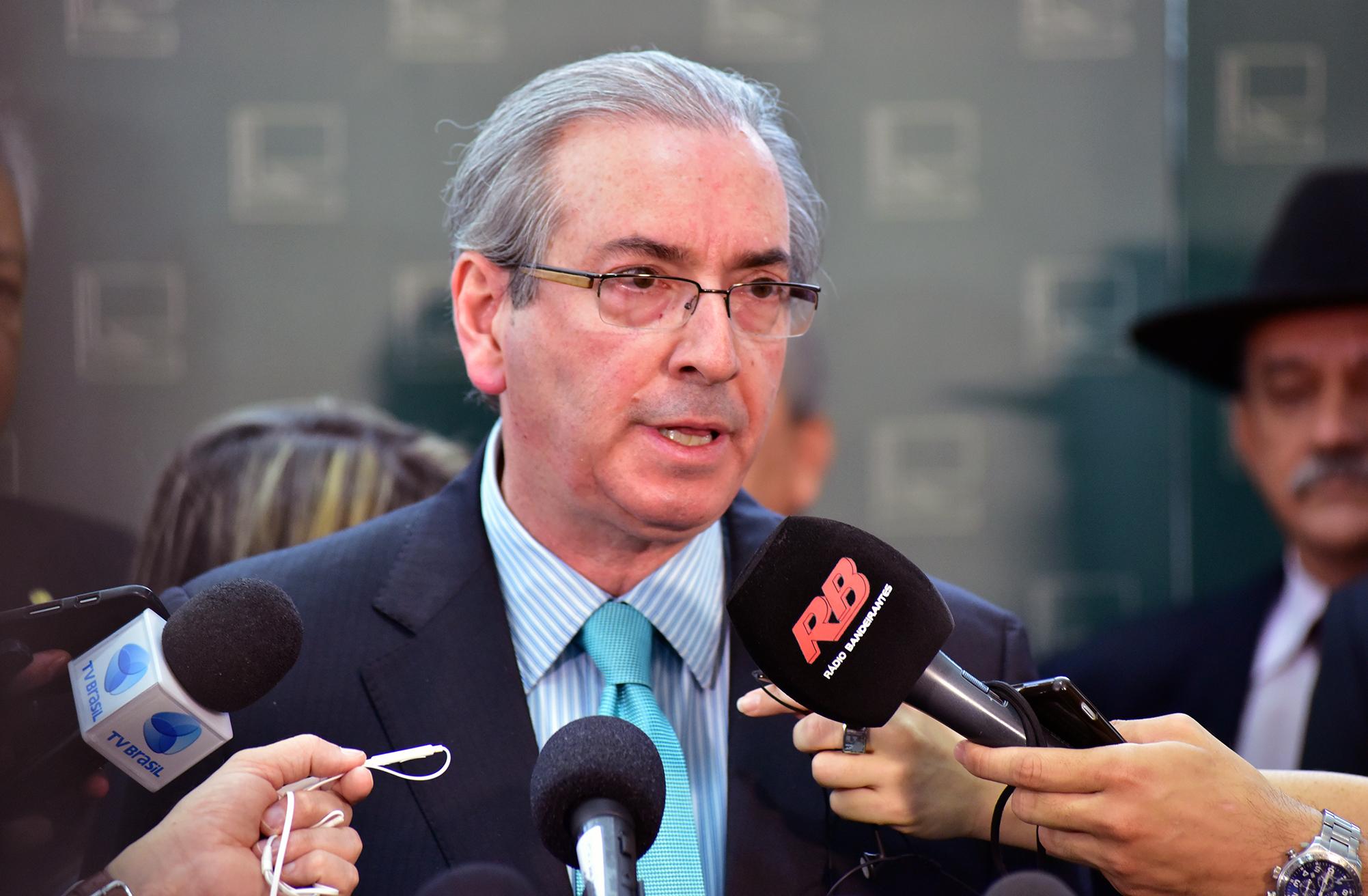 Parecer sobre Eduardo Cunha (PMDB) será entregue hoje ao Conselho de Ética da Câmara