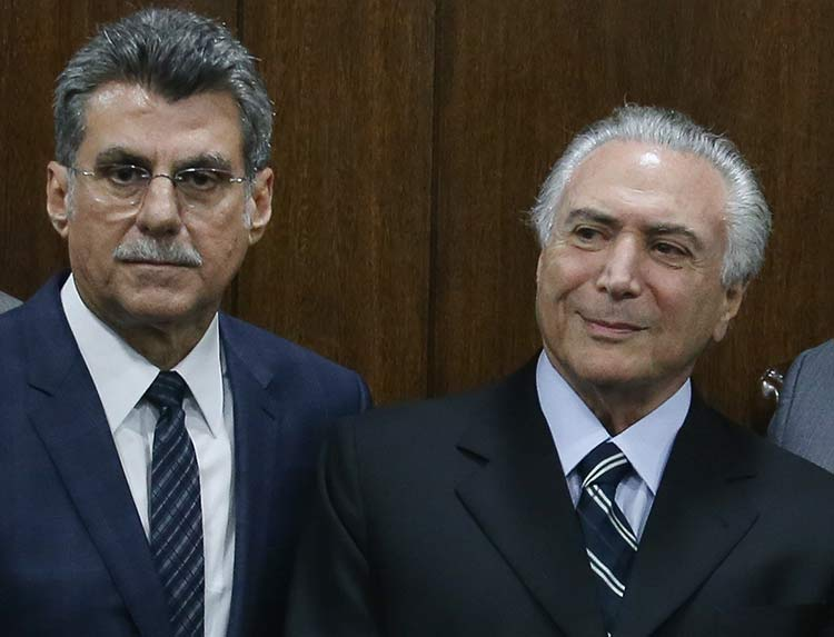 Escândalo – Romero Jucá (PMDB) será exonerado nesta terça-feira (24)