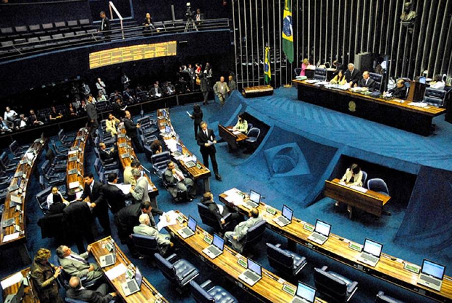 Impeachment – Sessão no Senado terá três blocos