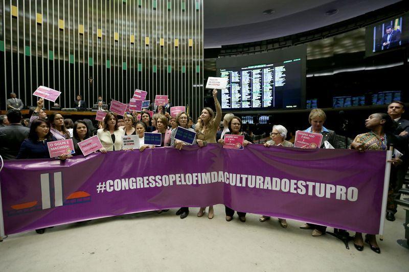 Após caso do estupro coletivo no Rio, Senado aumenta pena para estupradores